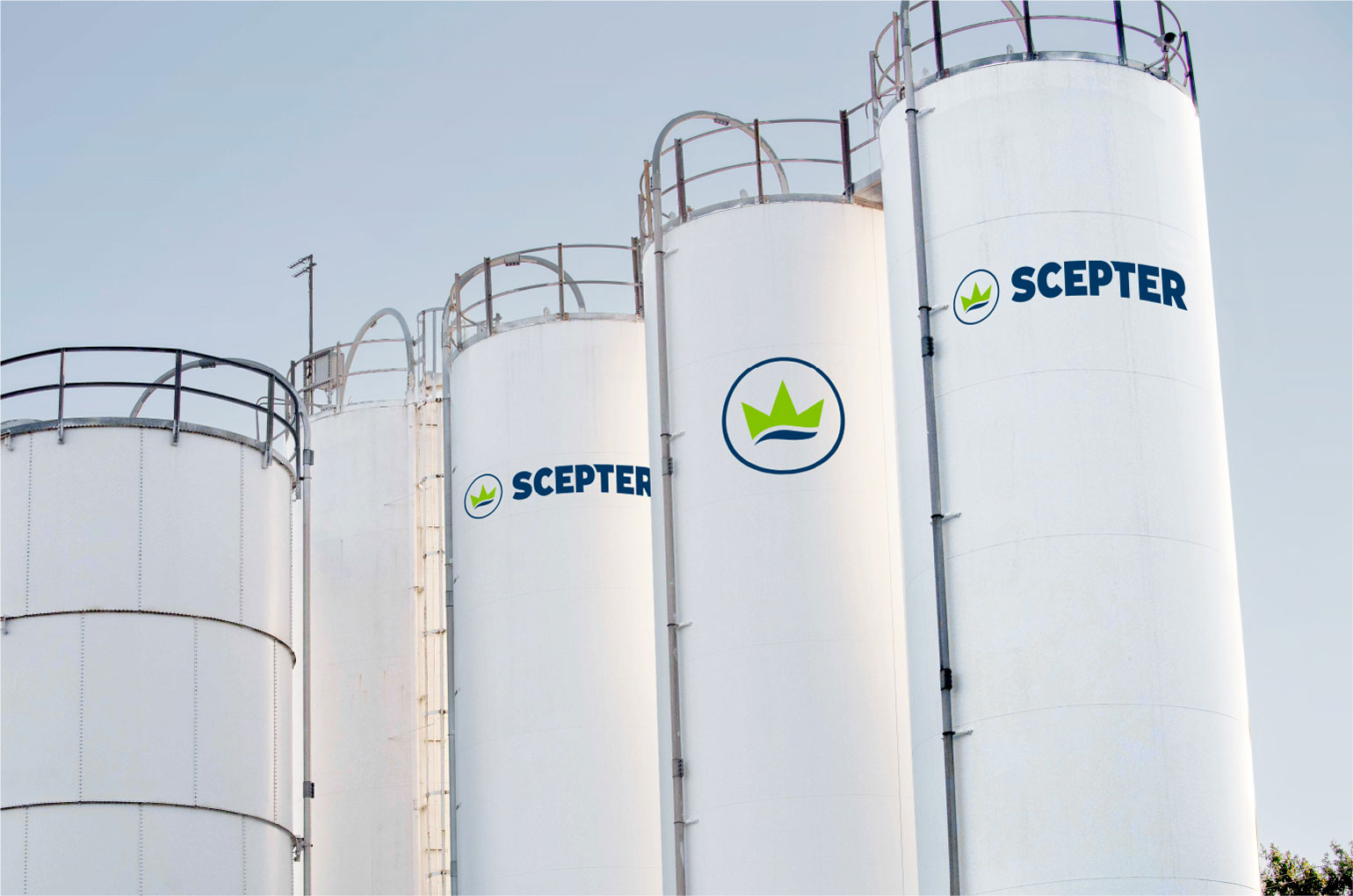 Scepter Industrial Signage